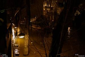 Crue de la  SeineFlood of Seine river
