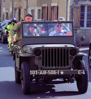 D-Day Jeep