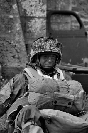 D-Day Para troopers