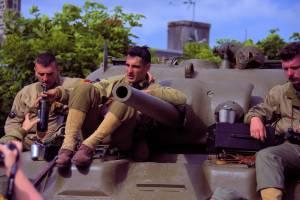 D-Day Tank Operators