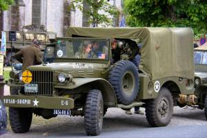 D-Day Truck