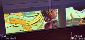 Street Art à la Fondation EDF