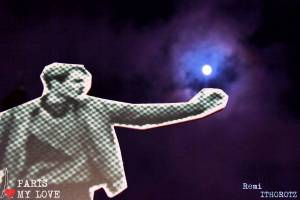 Si facile de l'attraperSo easy to catch the moon