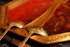 La fondue chinoise c'est l'Amour et la VieA chinese hot pot is like Life and Love