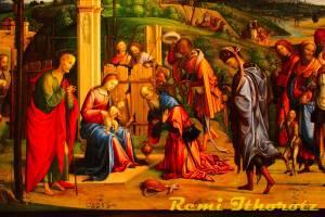 Le Christ est né ..Chist is born ..