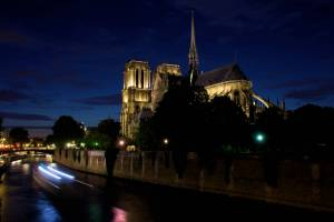 Notre-Dame-de-Paris (Night)