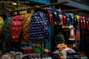 Bags and scarfs