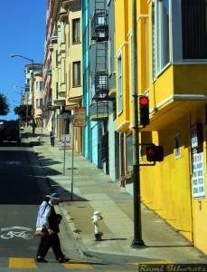 Yellow Chinatown / (SAN FRANCISCO - USA)