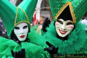Mr et Mme Joker / Mr and Mrs Joker / (Venise - ITALIE)