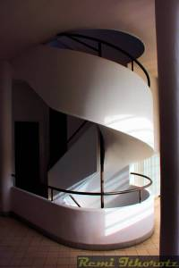 Escalier de serviceBackstairs