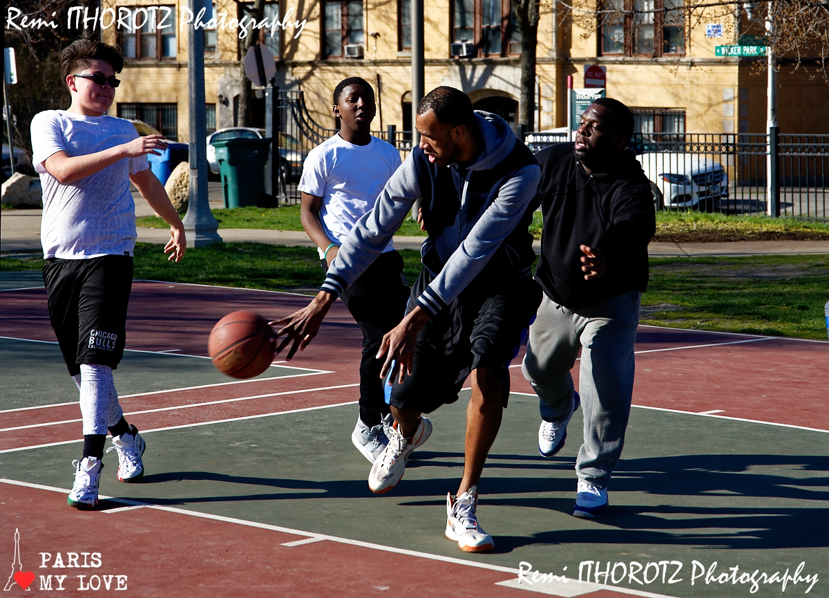 CHICAGO – Basket Ball Session