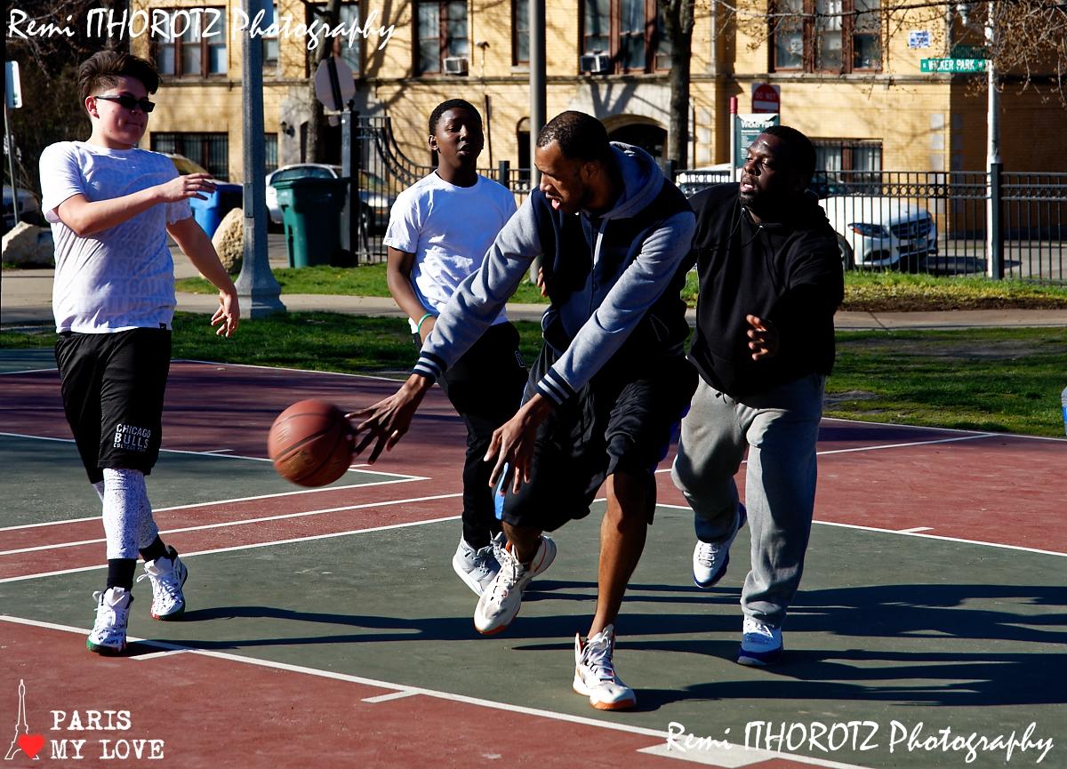 CHICAGO – Basket Ball Session